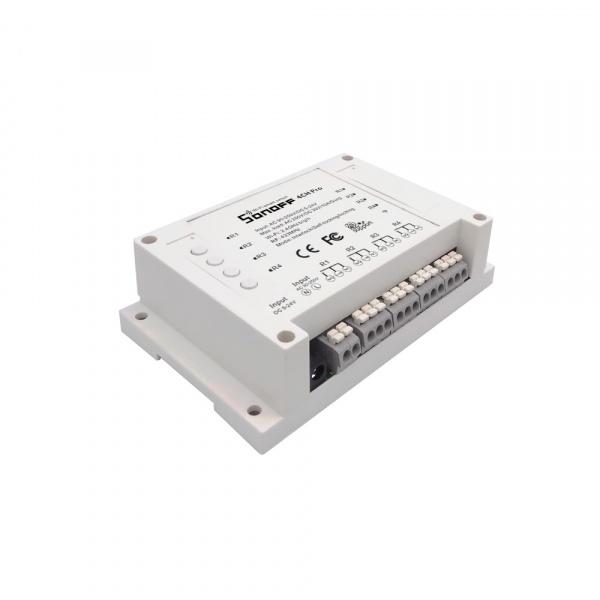 Sonoff T1 WiFi Interruptor de Controle de Toque ...