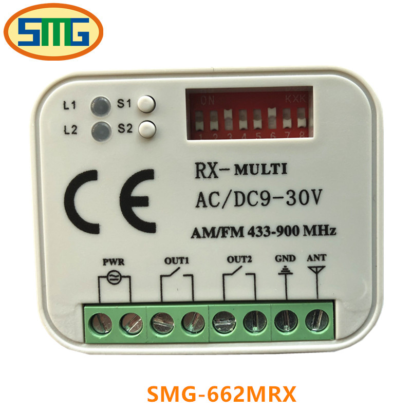 Universal Radio Receiver 433 868 Mhz Radio Receiver 433