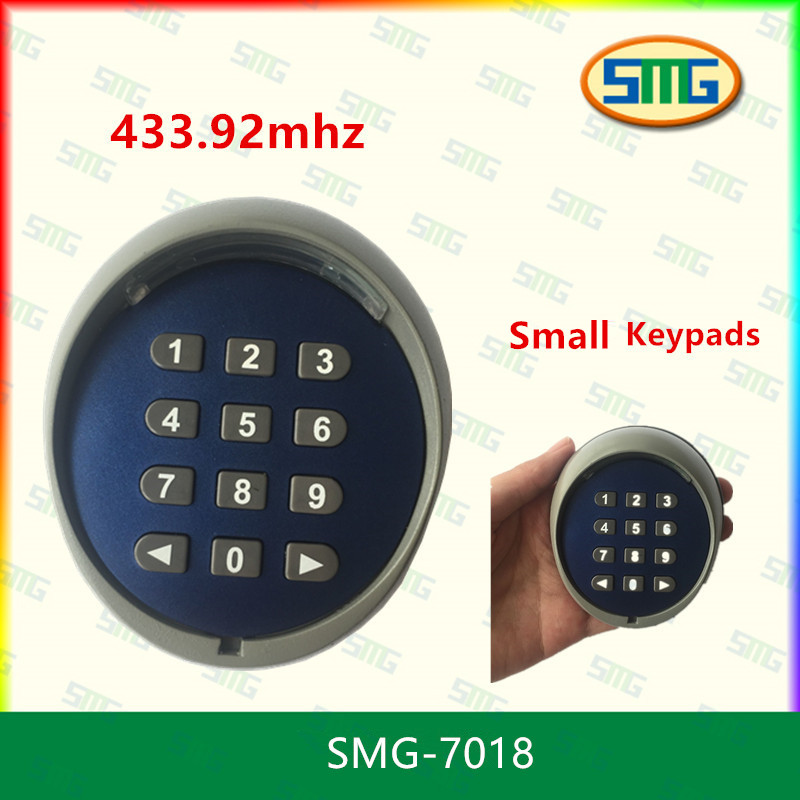 Wireless Security Keypads