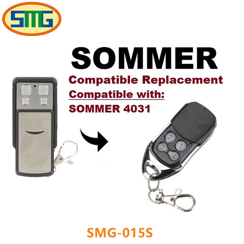 Sommer 868mhz Remote Control Garage Door Sommer 868mhz